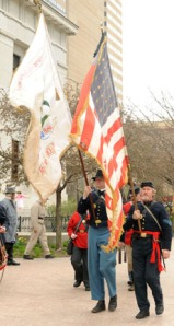 Kickoff for the 150th anniversary of the Civil War in Ohio